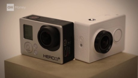 cnnee pkg  burke gopro camera for third of the price_00000230