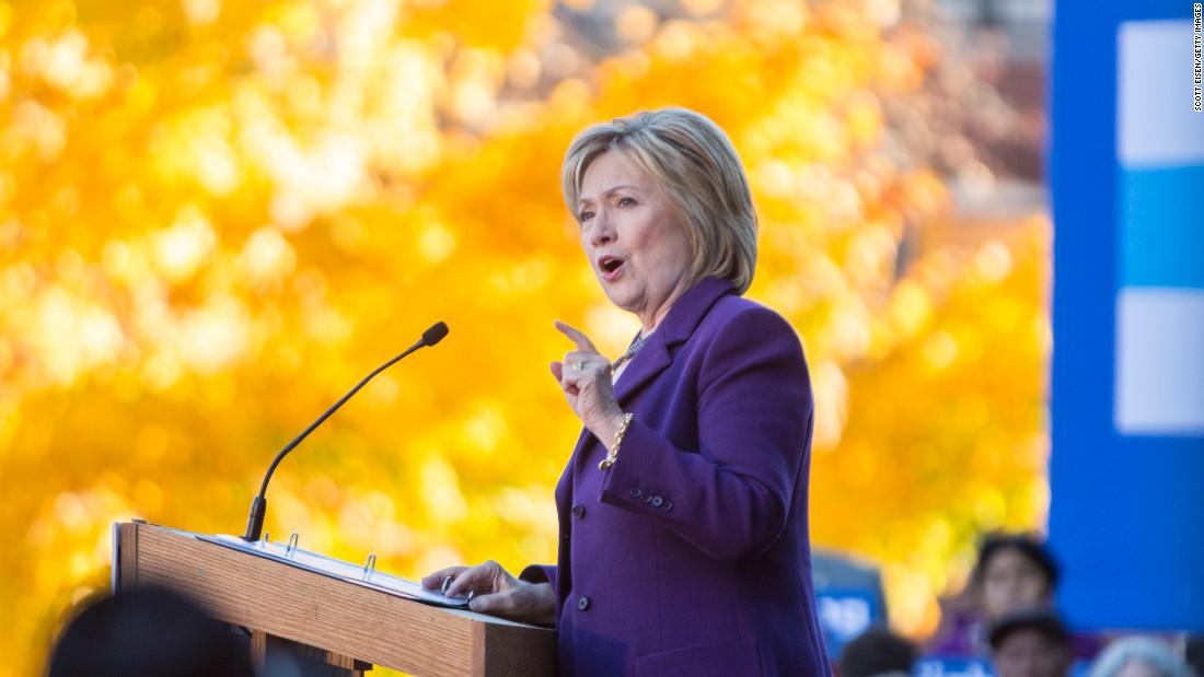 Poll: Clinton trails GOP rivals in Colorado