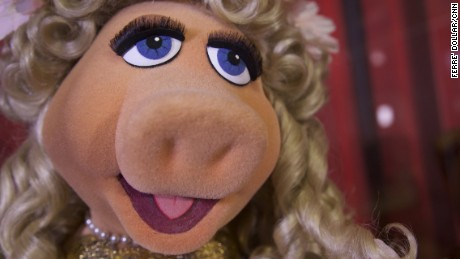 Miss Piggy is among the characters in the largest collection of Jim Hensen's works, on permanent display at the Center for Puppetry Arts in Atlanta.