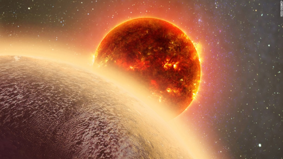 """New planetary find """"best chance for life outside our solar system"""""""