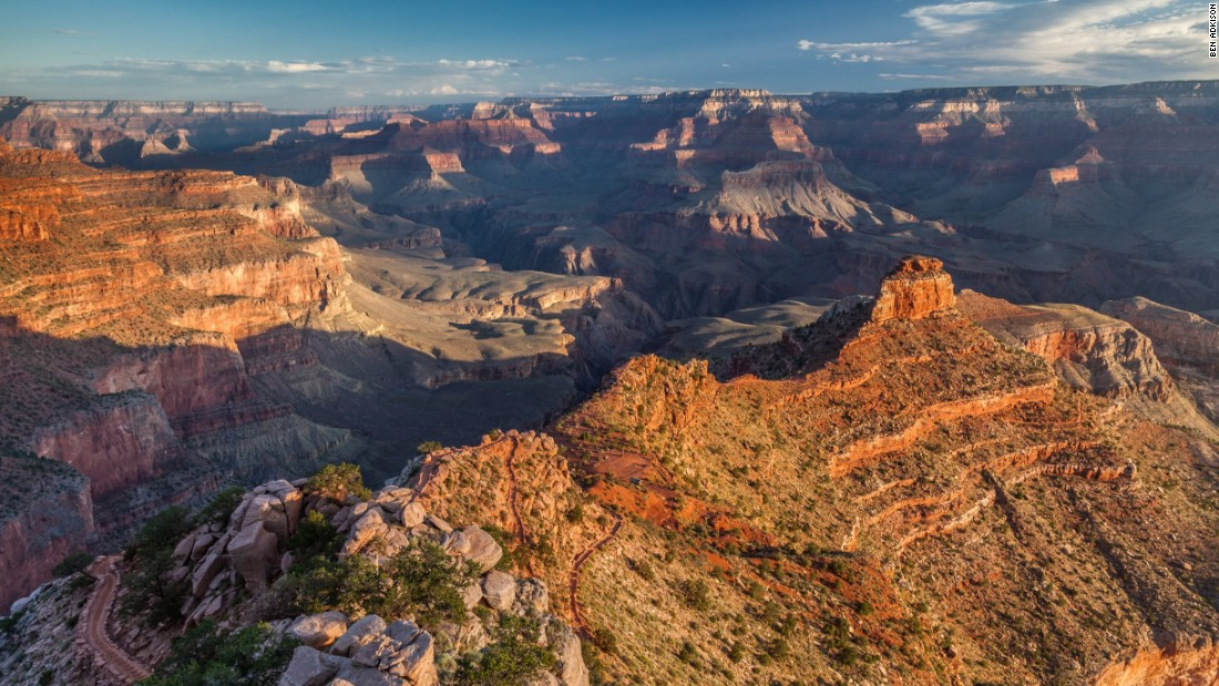 texas doctor dies hiking in grand canyon cnn. Black Bedroom Furniture Sets. Home Design Ideas