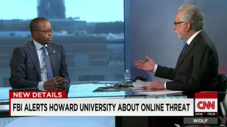 intv wolf howard university fbi online threat wayne frederick_00005112.jpg