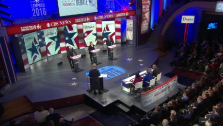 democratic debate candidates on paris attacks bts _00001903.jpg