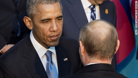 Inside the Obama-Putin power huddle