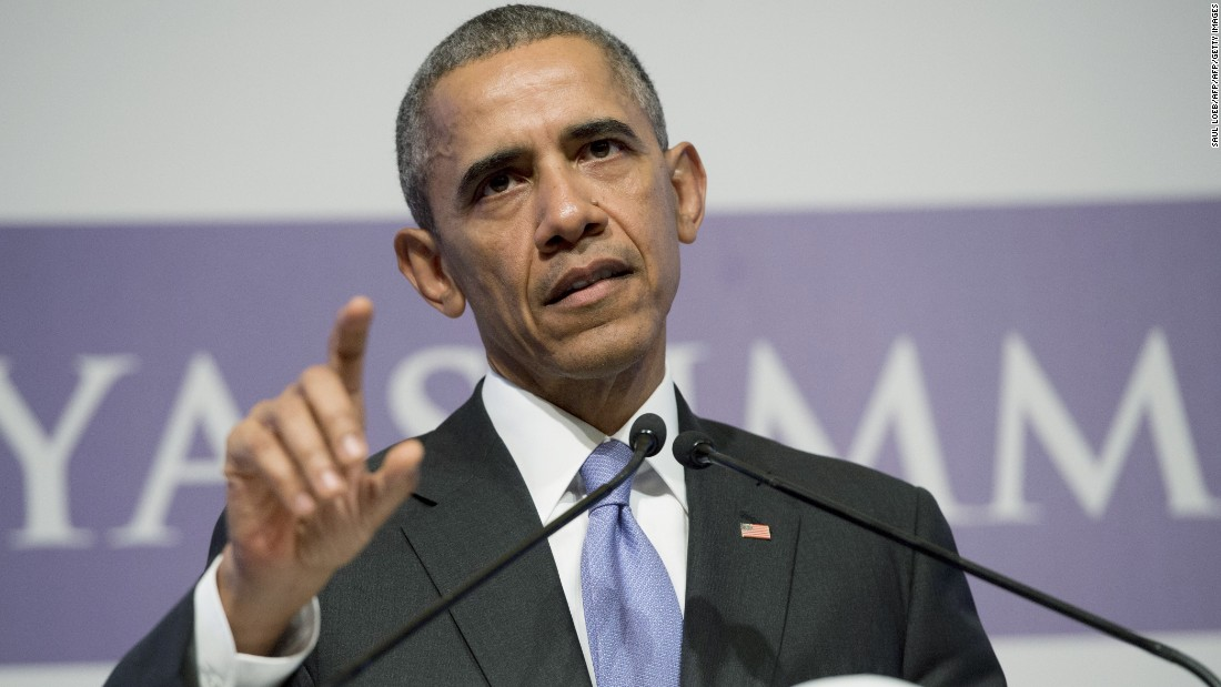 Obama says ground troops to fight ISIS would be a mistake