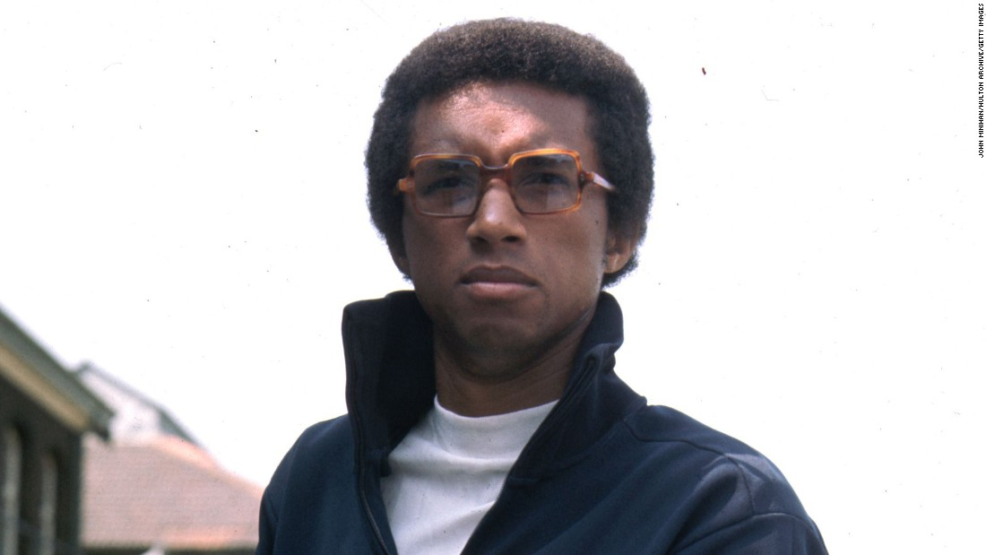 "Professional tennis player Arthur Ashe <a href=""http://www.nytimes.com/1992/04/09/sports/an-emotional-ashe-says-that-he-has-aids.html"" target=""_blank"">revealed in 1992 that he had AIDS</a>. Ashe, who said he probably had contracted the virus from a blood transfusion, <a href=""http://www.nytimes.com/learning/general/onthisday/bday/0710.html"" target=""_blank"">died in 1993</a>."