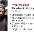 Paris Attack Suspect Abdelhamid Abbaoud
