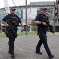 wembley armed police