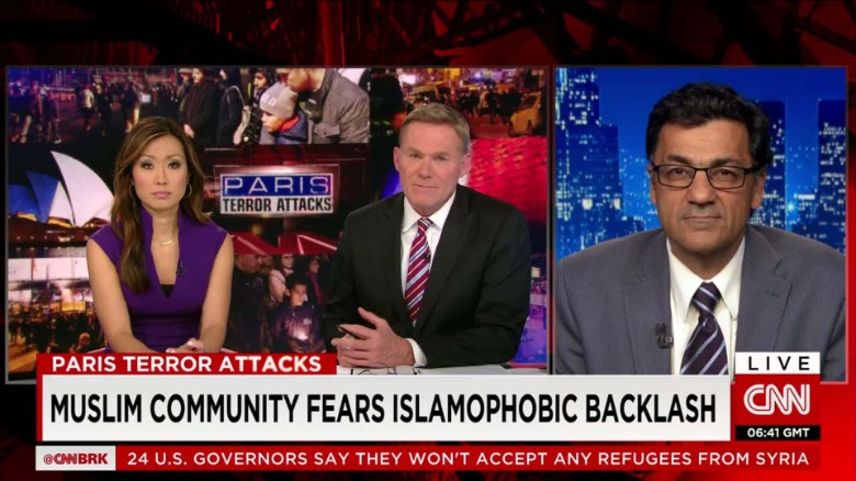 Muslim community fears Islamophobic backlash