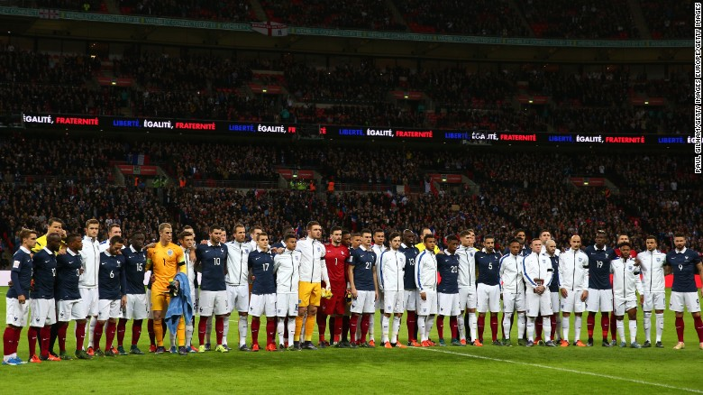 England Soccer Friendly - image 6