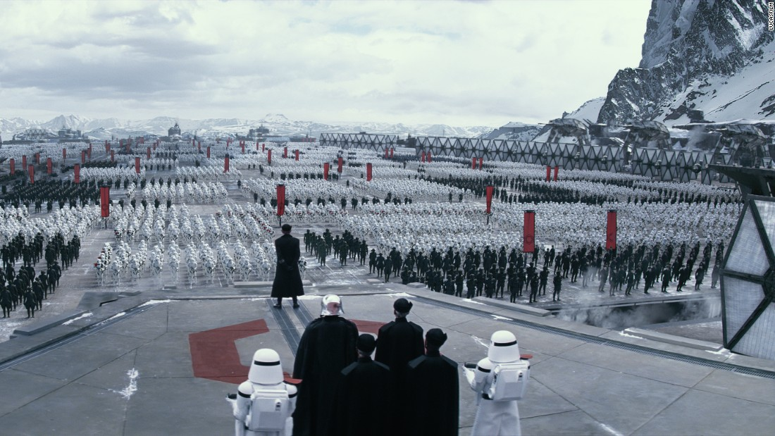 Dang. We thought evil had been defeated, but here we are again. Built upon the crusty remains of the Galactic Empire, the First Order looks like the same thing under a different name, complete with Stormtroopers, spine-chilling iconography and regimented displays of military strength. Expect surprises, though, because several key First Order characters -- including its big boss, Supreme Leader Snoke -- are still a mystery.<br />