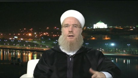 amanpour Muhammad al Yaqoubi paris attacks muslim reaction_00003806.jpg