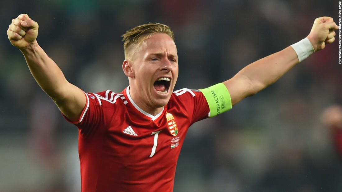 Thirty years since their last major tournament, Hungary are bound for the finals after defeating Norway 3-1 on aggregate -- their first Euros since 1972. The Magyars had three different coaches over the course of the qualifying campaign.