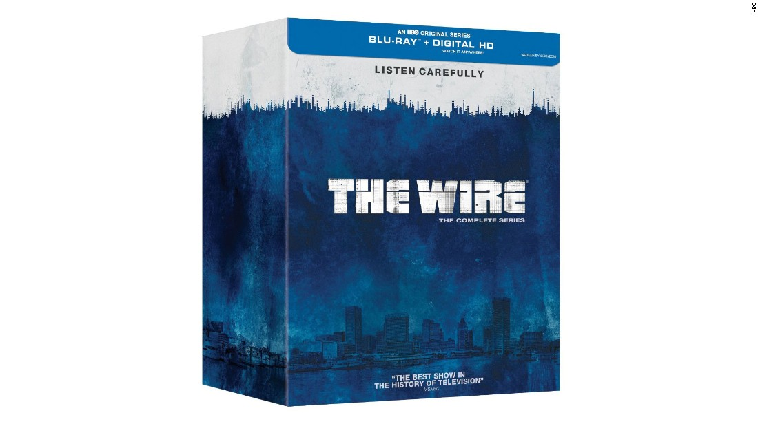 """The Wire"" never had a large audience compared with other HBO hits, but its fans were hardcore, including <a href=""https://www.washingtonpost.com/news/the-fix/wp/2015/03/31/president-obama-loves-the-wire-he-also-thinks-it-can-help-solve-our-criminal-justice-problems/"" target=""_blank"">a certain guy at 1600 Pennsylvania Ave</a>. A new box collects the series on Blu-ray for the first time."