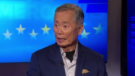George Takei on today's fear of immigrants