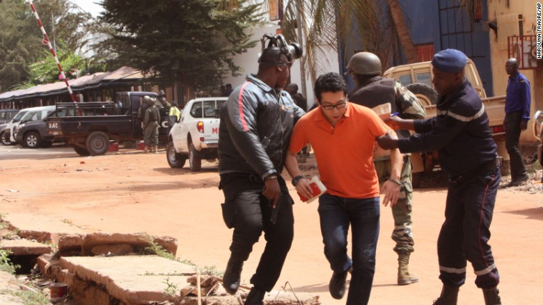 New details emerge on Mali hotel attack