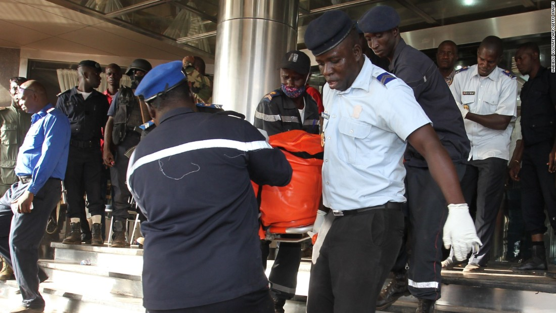 Deadly Mali hotel attack: 'They were shooting at anything that moved'