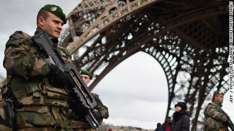 Terror attacks in developed world surge 650% in one year
