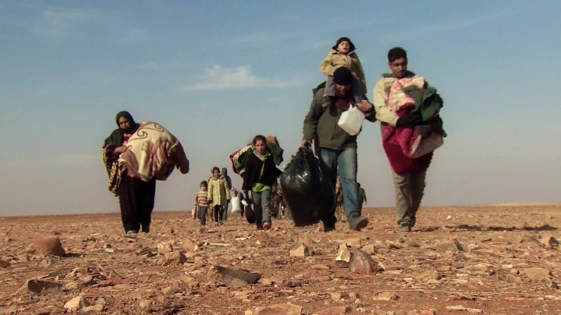 Texas files suit in federal court over Syrian refugees