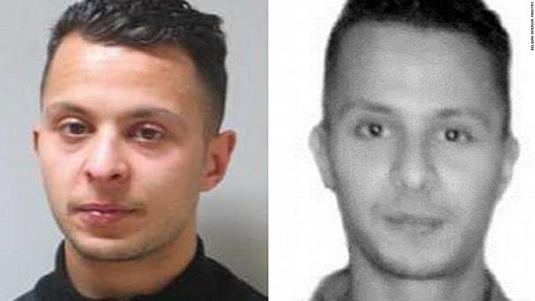 Paris terror attack suspect may be in Syria