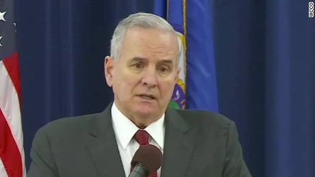 Minnesota Gov.: Jamar Clark shooting video inconclusive