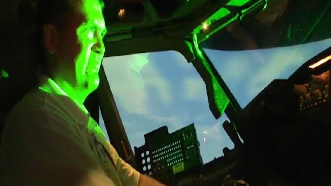 'Laser incident' forces Virgin Atlantic jetliner back to London