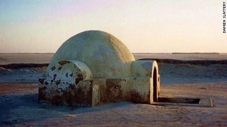 & # 39; Star Wars & # 39; lieux qui existent réellement