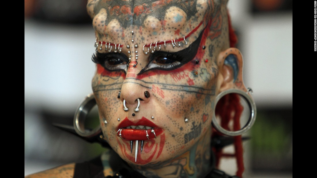 <strong>September 27:</strong> The International Tattoo Convention takes place in Quito, Ecuador.