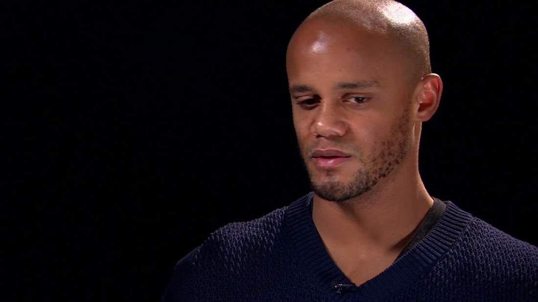 Paris attacks: Politicians failed the people of Brussels, says Vincent Kompany