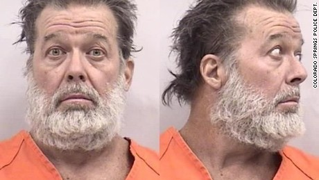 Planned Parenthood shooting suspect Robert L. Dear.