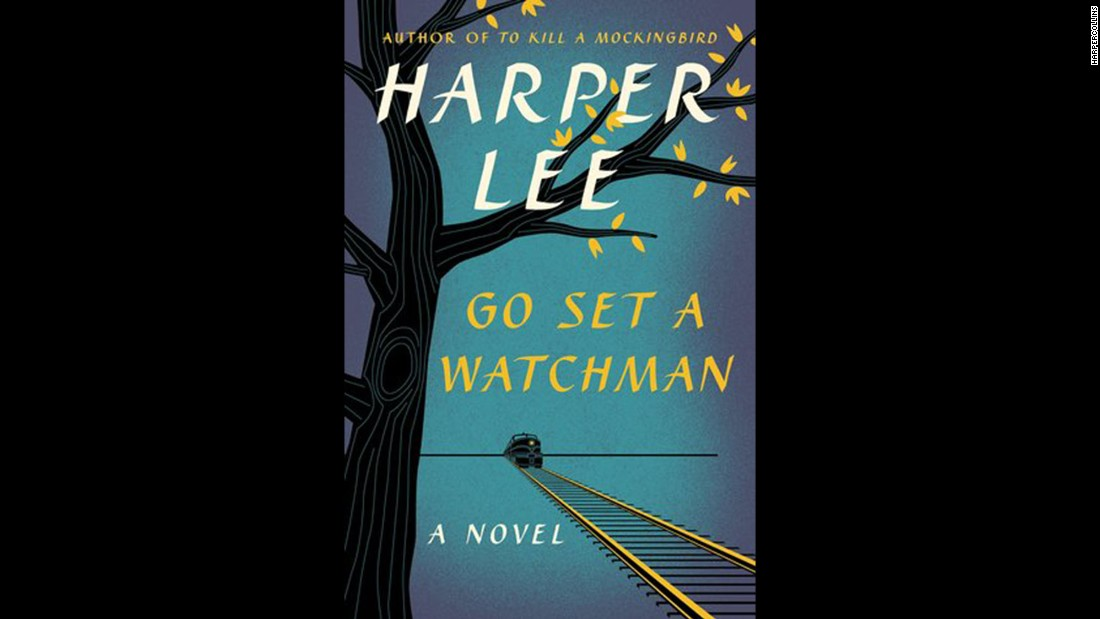 """Go Set a Watchman,"" the much-anticipated second novel by reclusive author Harper Lee, came in at third place. The prequel to Lee's Pulitzer Prize-winning masterpiece, ""To Kill a Mockingbird,"" ""Watchman"" was also the most-gifted book of 2015."
