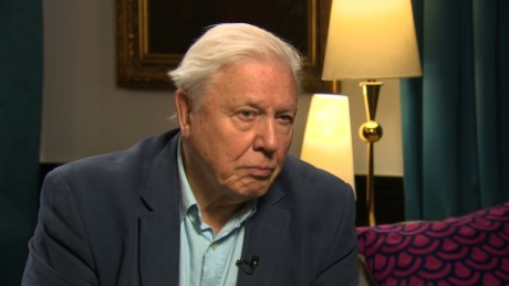 David Attenborough's climate conversion