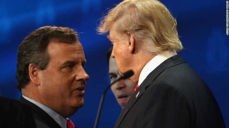 Chris Christie: Donald Trump 'wrong' on 9/11 claims
