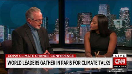 World leaders gather in Paris for climate talks