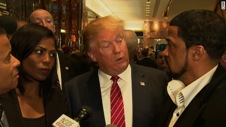 Donald Trump: Black pastors meeting was 'amazing'