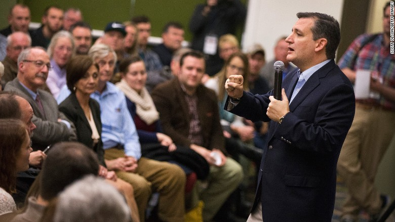 As support for Cruz surges in Iowa, can he overtake Trump?