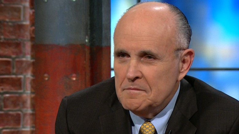 Giuliani: Trump is 'exaggerating' 9/11 claims