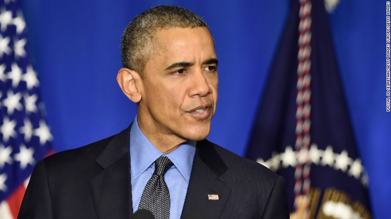 Obama warns Putin against intervening in Syria