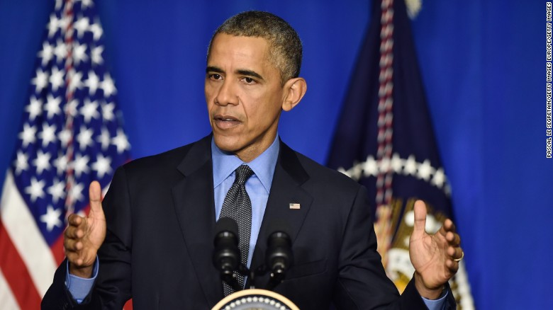Obama: COP21 should lead to 'legally binding' mechanism