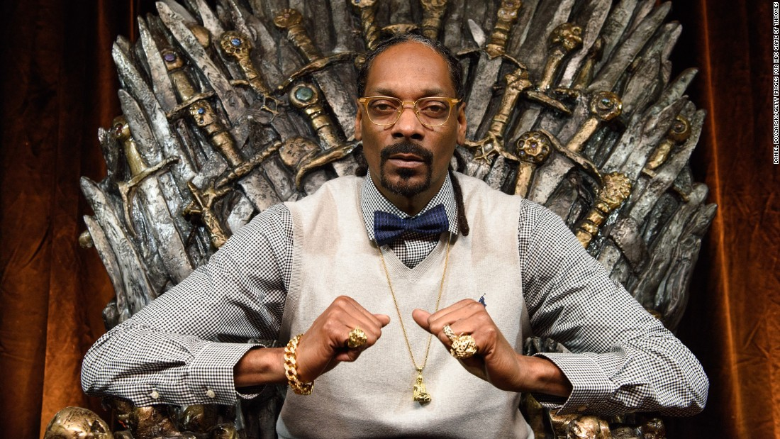 "You and a friend could join rapper and weed enthusiast Snoop Dogg <a href=""https://www.omaze.com/experiences/red-snoop-dogg"" target=""_blank"">at his ""Wellness Retreat"" concert</a> on, ahem, April 20 -- that's 4/20 in case you're not hip -- in Colorado, where marijuana is legal. Once there, you'll join Snoop in the filming of a video."