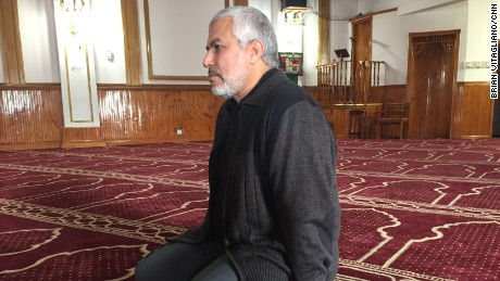 Ahmed Shedeed, president of the Islamic Center of Jersey City, New Jersey, fears Donald Trump's language will spark Islamophobia.