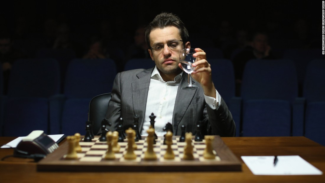 "Levon Aronian is the <a href=""https://ratings.fide.com/top.phtml?list=men"" target=""_blank"">fourth-best chess player</a> on the planet. And in his native Armenia, that also makes him a national treasure."