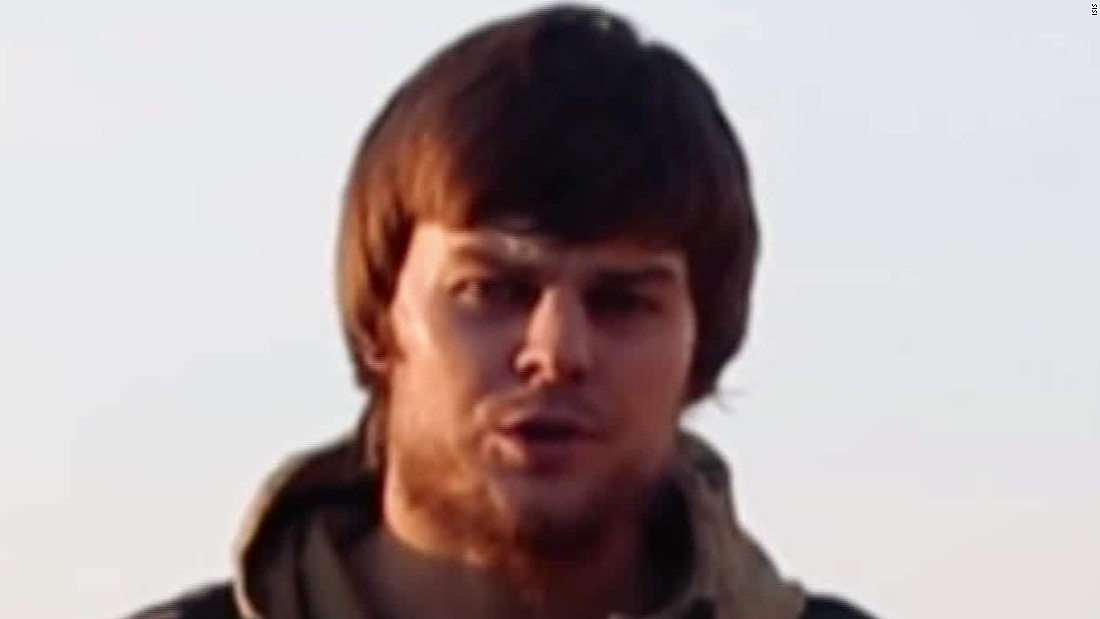 ISIS video claims beheading of Russian spy, threatens Russian people