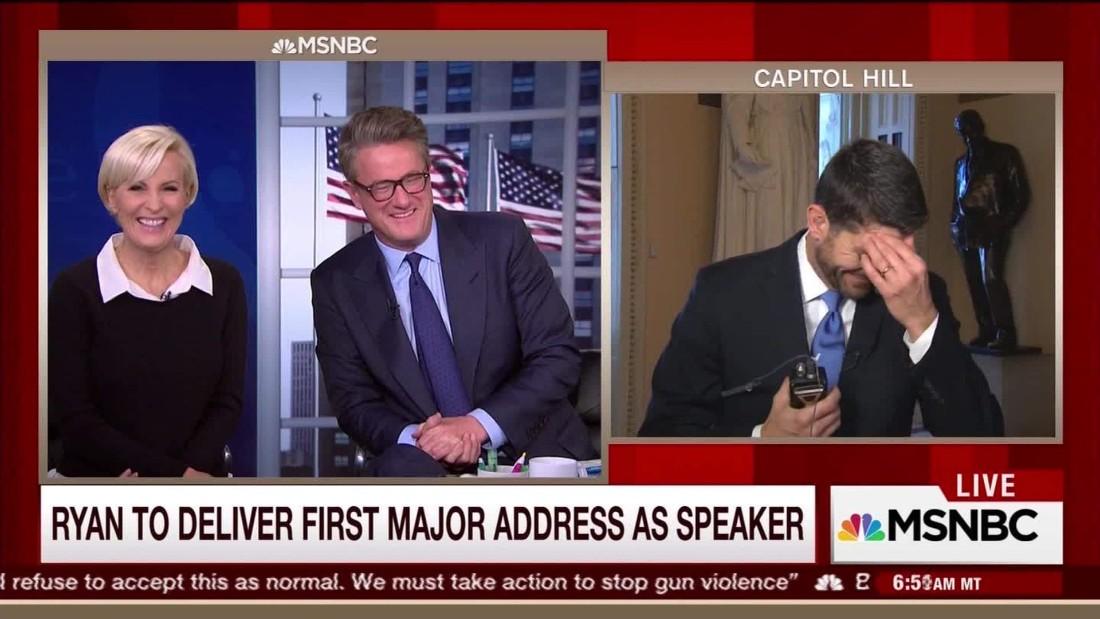 Paul Ryan walks a tightrope as shutdown deadline nears