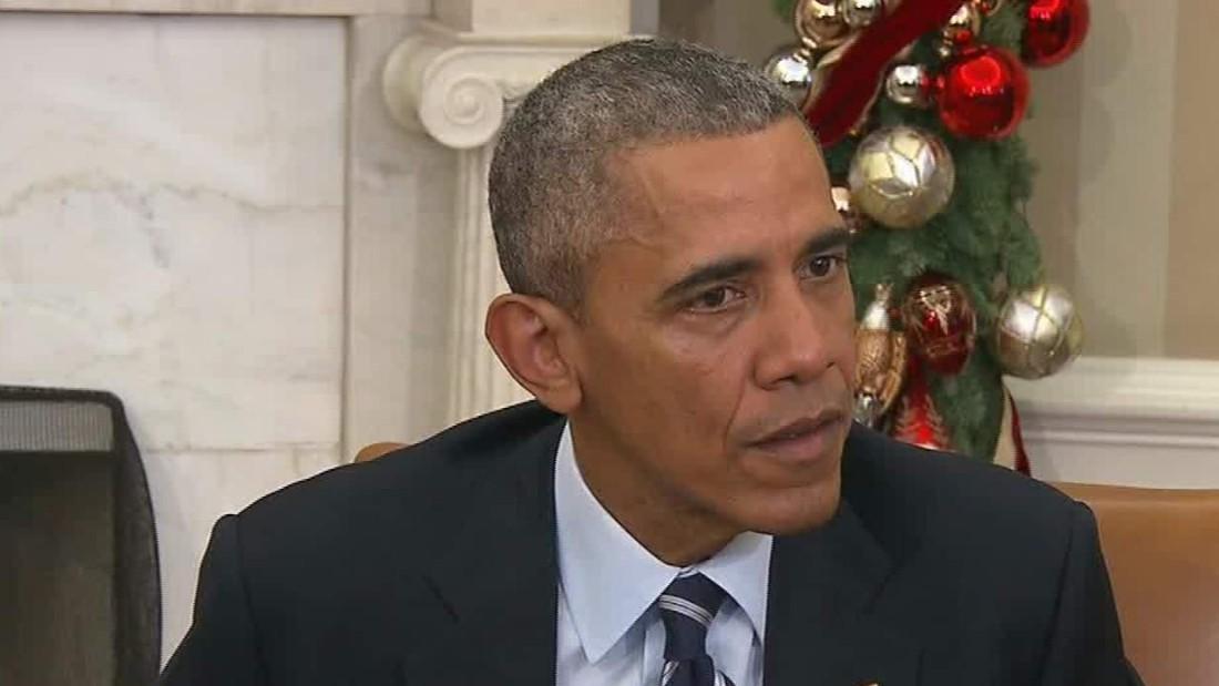 Obama: U.S. safe against ISIS attack