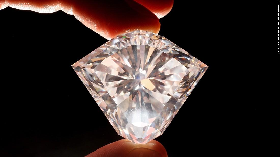 inside the worlds richest diamond mine cnn