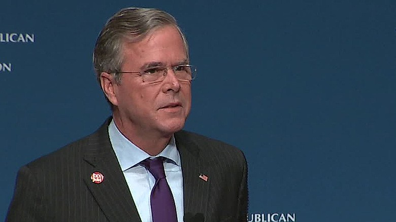 Bush promises to 'whup' Hillary Clinton