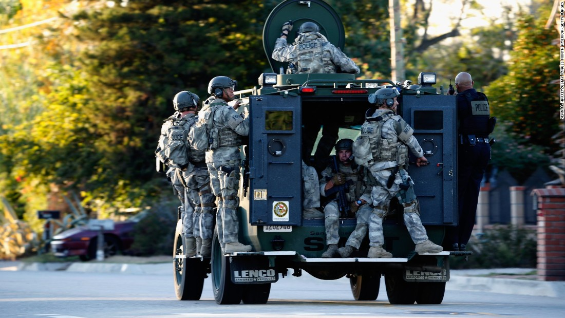 Mass shooting at Inland Regional Center: What we know