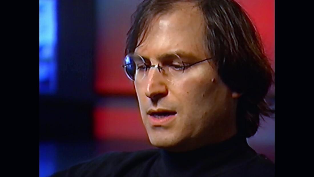 The 5 faces of Steve Jobs