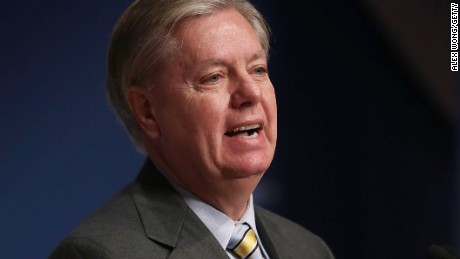 First on CNN: Graham ends his campaign for the White House